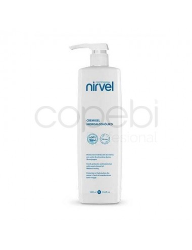 Cremigel Nirvel Hidroalcoholico 1000 ml.